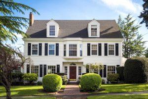 Neutral Tone Home Exterior
