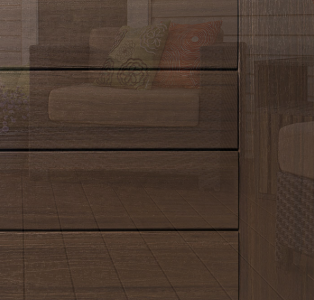 Azek Arbor Collection Brazilian Walnut