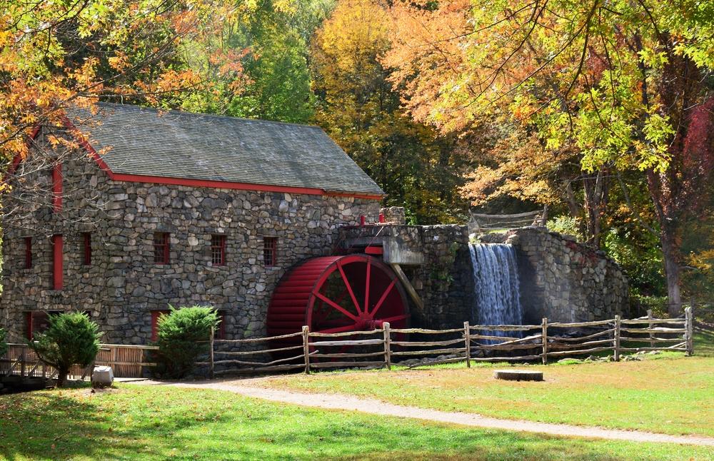 Sudbury, MA Watermill