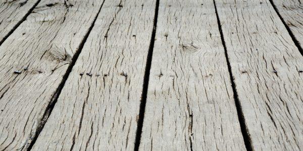 Rotten Deck Boards
