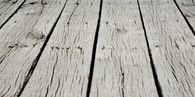 Rotten Deck Boards