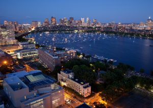 Cambridge and Back Bay Boston