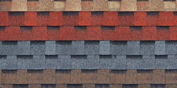 Colorful Asphalt Shingle Roof