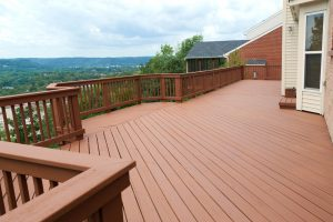 Deck Over The River