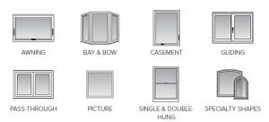 Andersen Window Options