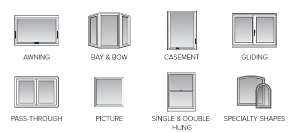 Andersen Window Options
