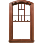 Aluminum Double-Hung Andersen Window