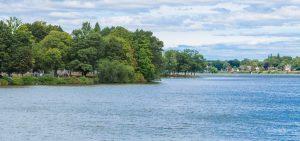 Wakefield, MA river