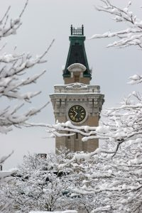 Marlborough Clock Tower