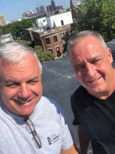 Mike & Doug