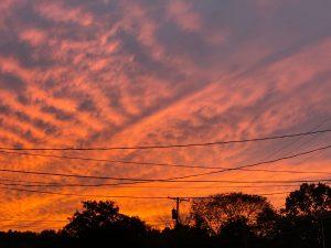 Acton, MA Sunset